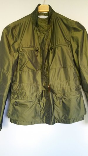 Blue Strenesse Outdoor Jacket olive green