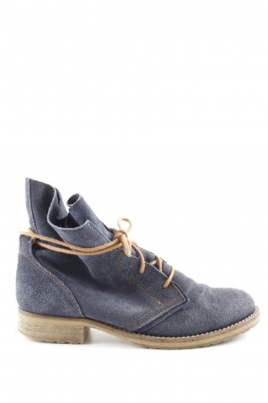 Sommerkind Ankle Boots blau-nude Casual-Look