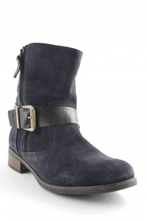 Sommerkind Boots dark blue casual look