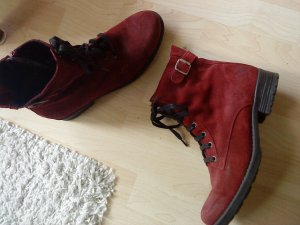 Sommerkind Boots multicolored suede