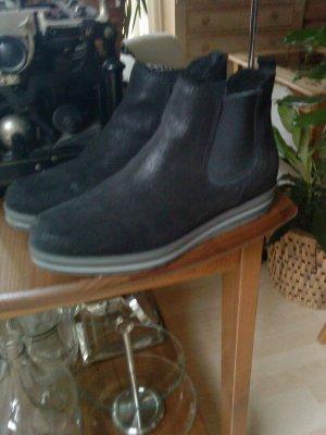 Sommerkind Chelsea Boots schwarz Größe 40
