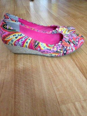 Sommerkind Keilabsatz Schuhe