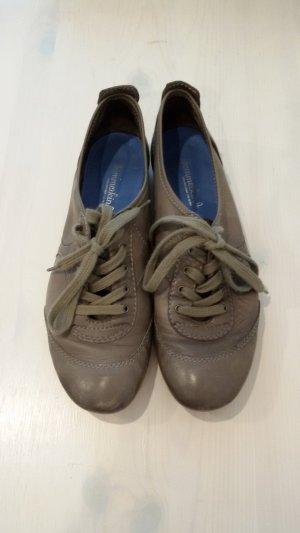 Sommerkind Ledersneakers/Halbschuhe