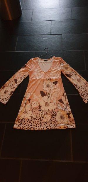 -8- Venice Jersey Dress nude-pink