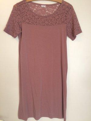 Jacqueline de Yong Shirt Dress dusky pink