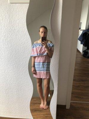 Tezenis Vestido strapless multicolor