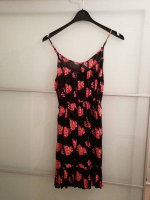 Superdry Mini-jurk zwart-rood