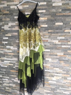 Friday Sequin Dress multicolored