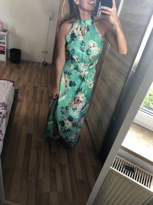 Maxi-jurk groen