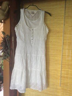 Tommy Hilfiger Midi-jurk wit