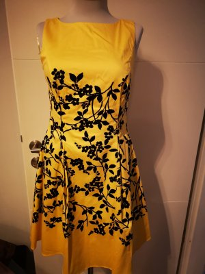 Orsay A Line Dress yellow