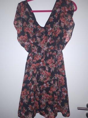 Pimkie Flounce Dress multicolored