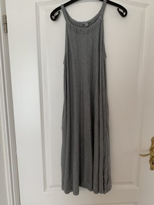 COS Robe en jersey gris