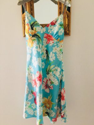 Amor & Psyche Pinafore dress multicolored