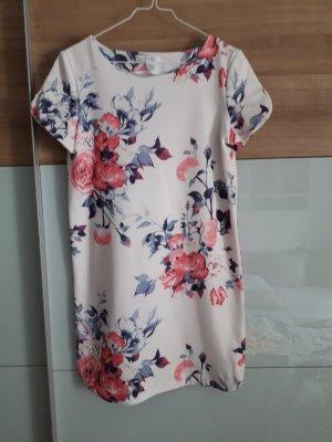 Amisu Shortsleeve Dress multicolored