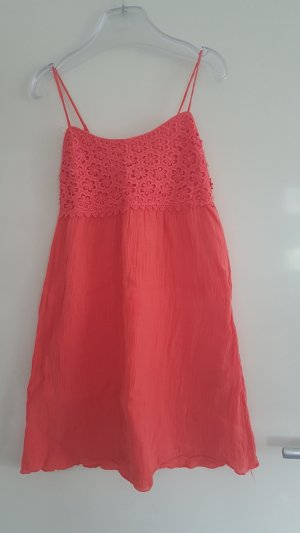 Beach Dress orange