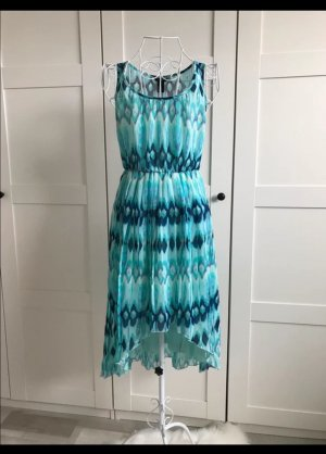 H&M High Low Dress multicolored