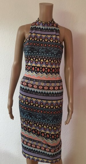 Atmosphere Tube Dress multicolored