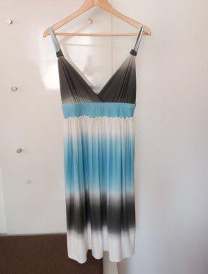 Laura Scott Vestido elástico multicolor Viscosa