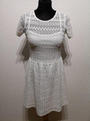 Amisu Robe t-shirt blanc