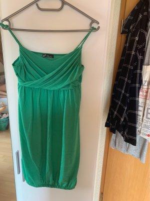 Pimkie vestido de globo verde