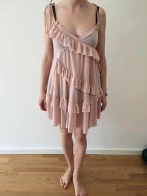 Sommerkleid Altrosa Gr 36