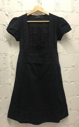 Atmosphere Vestido línea A negro