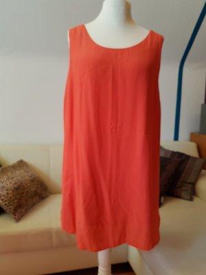 Sommerkleid aus Chifonmaterial Gr.44 tomate von Street One