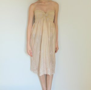 Lace Dress cream