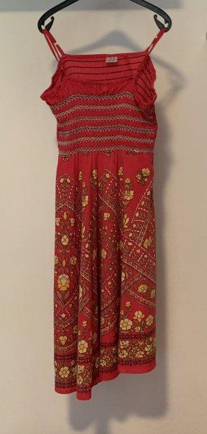 Sommerkleid aus Mallorca 100% Baumwolle von CAM