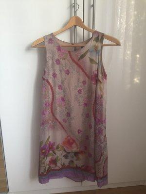 Sommerkleid aus reiner Seide