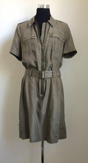 Sommerkleid aus reiner Seide von Burberry 42/44