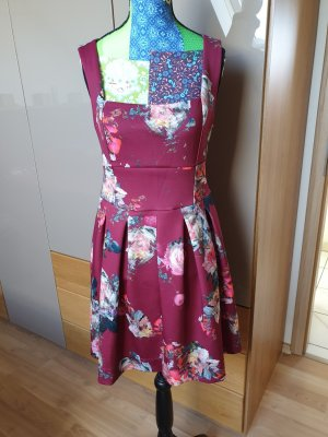 Asos Mini Dress multicolored