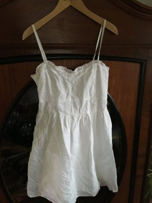 Ann Christine Vestido blanco Algodón