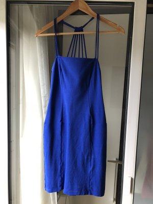 Sommerkleid blau H&M