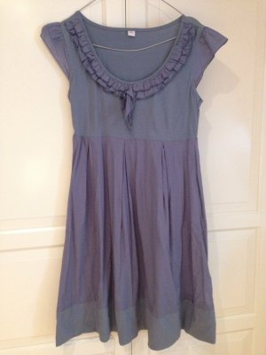Sommerkleid blau s.Oliver