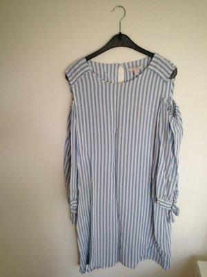 Sommerkleid  blau- weiß gestreift von ESPRIT