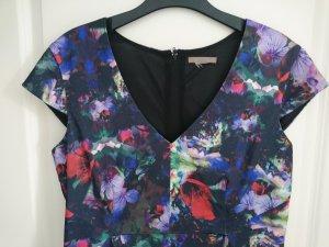 Sommerkleid Blumen - Gr. 42