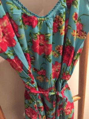 Sommerkleid Blumen Springfield, S, blau