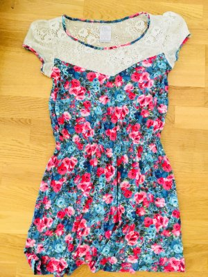 Sommerkleid, Blumenkleid
