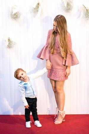 Sommerkleid - Brautjungfernkleid - Statement dress