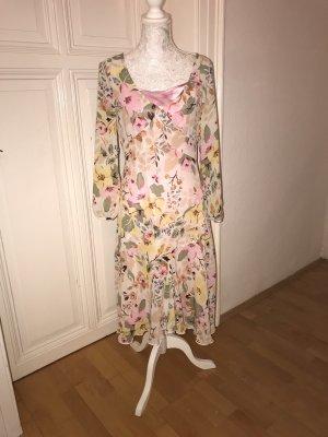 Sommerkleid bunt Gr 38 wie neu