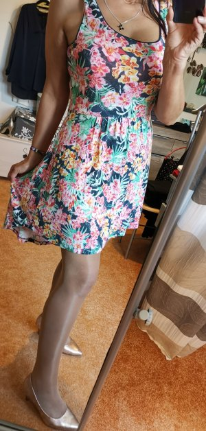 AJC A Line Dress multicolored