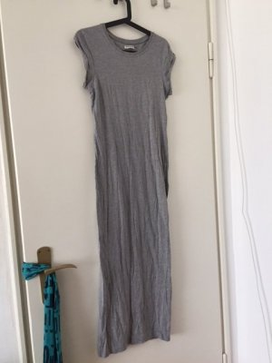 Brave Soul Tube Dress light grey cotton