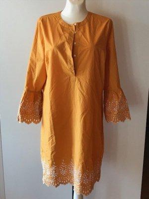 J.crew Babydoll Dress multicolored cotton
