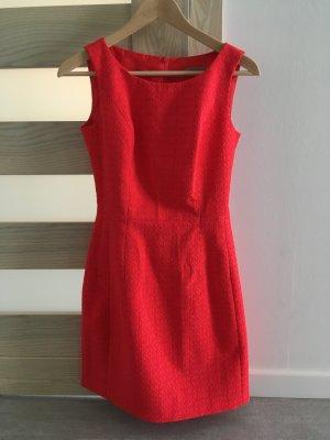 Sommerkleid Cocktailkleid rot / rosarot in Gr. XS