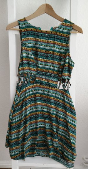 Sommerkleid (Cut-Out) von Urban Outfitters, Boho, 90er