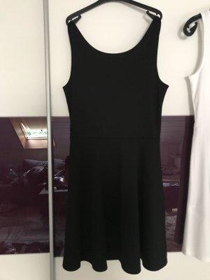 H&M Vestido de baile negro