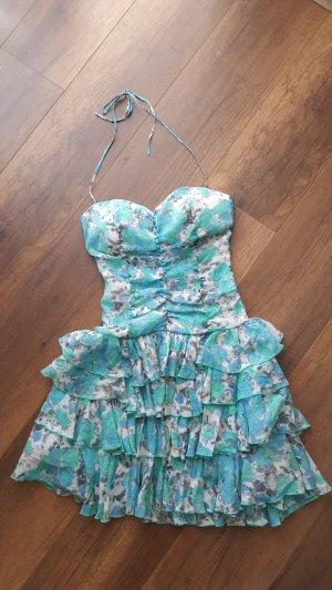 Osley Halter Dress multicolored