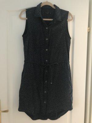 Blouse Dress dark blue